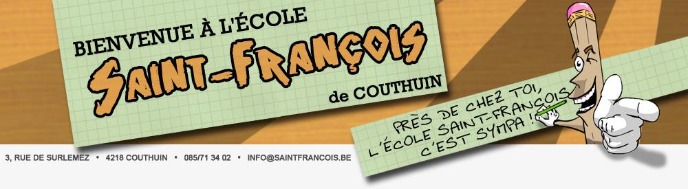 Ecole Saint-François Couthuin